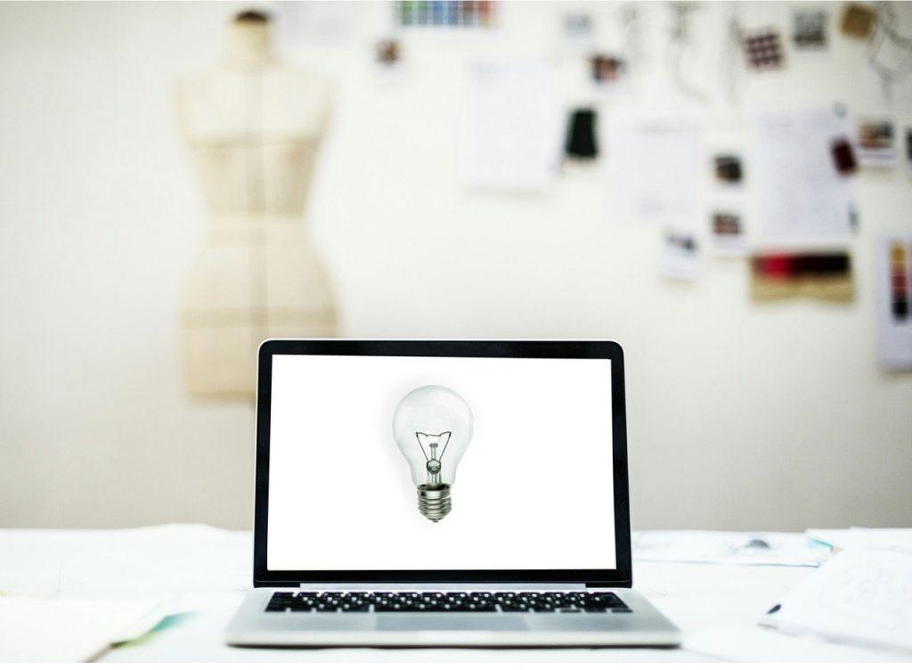 idea, light bulb, creative